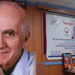 On his thirteen days, American Citizen Dr. Dean Van Leuven remembered